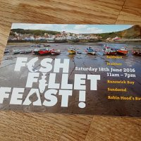Fish. Fillet. Feast. A New Fish-Themed Event for the Yorkshire Coast